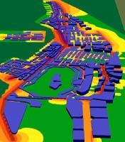 Mapas de ruido  Ingeniería acústica